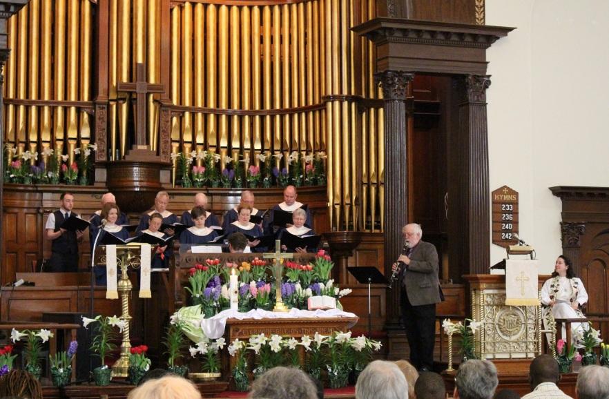 Easter choir anthem (2)